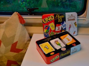 Kartenspiele-Box